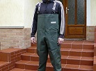 OCEAN DE LUX PVC- chest high wader